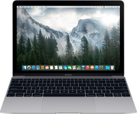 "Apple MacBook 12"" Space Gray (MJY32UA/A)"