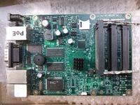 MikroTik RB433AH 800МГц 3xMiniPCI 3xLan +microSD