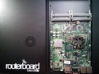 Mikrotik RB800 4x miniPCI miniPCI-e CPU PowerPC 1000Mhz
