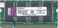 DDR 512MB PC3200 Kingston 400MHz sodimm