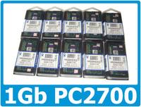 sodimm DDR1 1GB 333 PC2700 Kingston