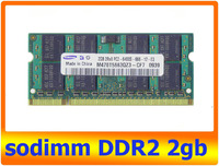 sodimm DDR2 2gb 2RX8 PC2-6400S 666 Samsung 800 Mhz