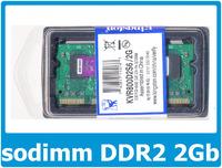 sodimm DDR2 2gb 800 Mhz PC6400 Kingston 8-чиповая