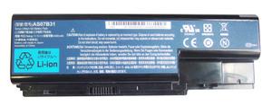 Аккумулятор для ноутбука Acer Aspire 5520G AS07B31300x300