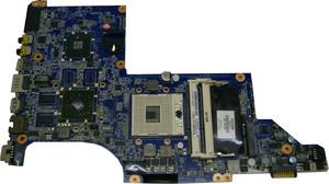Материнская плата HP pavilion dv7-4000 dv6-3000 intel ATI 603643-001 DAOLX6MB6H1.REV:F300x300