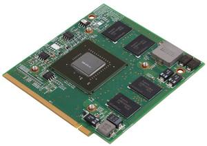 Видеокарта Nvidia 512MB Quadro FX 770M MXM для HP 8530W 8530P300x300