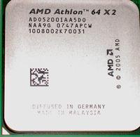 Процессор Athlon 64 X2 5200+ 2.70 Ghz AM2 ADO5200IAA5DO