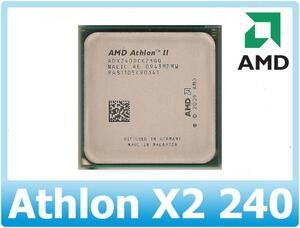 Процессор AMD Athlon II X2 240 AM2+ AM3 2,8 GHz ADX240OCK23GQ300x300