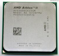 Процессор AMD Athlon II X2 260 AM3 3,2 GHz ADX260OCK23GM