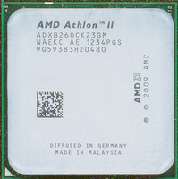 Процессор AMD Athlon II X2 B26 AM3 3,2 GHz ADXB26OCK23GM