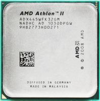 Процессор AMD Athlon II X3 445 AM2+ AM3 3,1 GHz