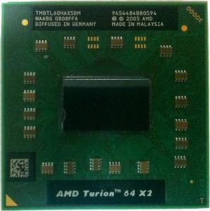 Процессор для ноутбука socket S1 AMD Turion TL-60300x300