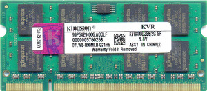 sodimm DDR2 2gb 800 Mhz PC6400 Kingston300x300