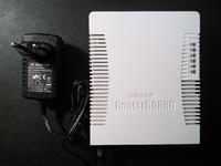 MikroTik RB951G-2HnD гигабитный роутер с Wi-Fi на 2,4 ГГц 30дбл 1Вт!