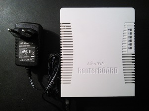 MikroTik RB951G-2HnD гигабитный роутер с Wi-Fi на 2,4 ГГц 30дбл 1Вт!300x300