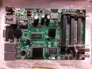 MikroTik RB435G 5xMiniPCI 3хGigabit 2xUSB RouterOS Level 5300x300