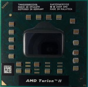 Процессор для ноутбука AMD Turion II Dual-Core M500300x300