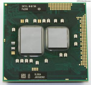 Процессор для ноутбука Intel Pentium P6200300x300