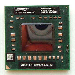 Процессор для ноутбука AMD A8-3500M300x300