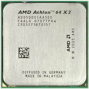 Процессор Athlon 64 X2 5000+ 2.60 Ghz AM2 ADO5000IAA5DO300x300