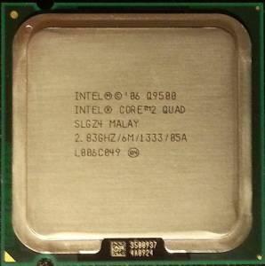 Intel Core 2 Quad Q9500 2.8 ГГц300x300