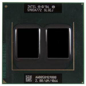 Intel Core 2 Quad Mobile Q9000 SLGEJ300x300