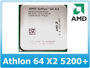 Процессор Athlon 64 X2 5200+ 2.60 Ghz AM2 ADO5200IAA6CZ300x300