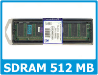 SDRAM 512 MB Kingston PC133