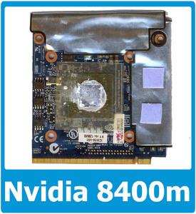 Видеокарта для ноутбука Nvidia Geforce 8400m gs 256mb up to 1024mb300x300