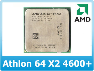 Процессор Athlon 64 X2 4600+ 2.40 Ghz AM2 ADO4600IAA5CU300x300