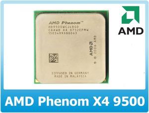 AMD Phenom X4 9500 AM2 AM2+ 2,2 GHz HD9500WCJ4BGD300x300