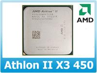 Процессор AMD Athlon II X3 450 AM2+ AM3 3,2 GHz