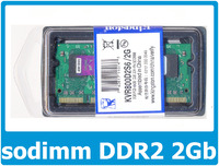 sodimm DDR2 2gb 800 Mhz PC6400 Kingston 8-чиповая