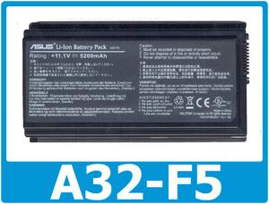 Аккумулятор для ноутбука Asus A32-F5 11.1V 5200mAh300x300