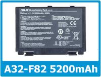 Аккумулятор Asus A32-F82 11.1V 5200mAh A32-F52