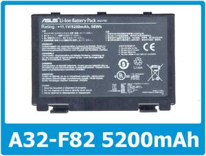 Аккумулятор Asus A32-F82 11.1V 5200mAh A32-F52300x300