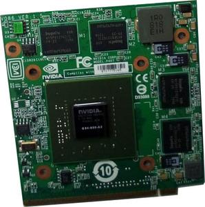 Видеокарта для ноутбука Nvidia Geforce 8600M GT 512mb300x300
