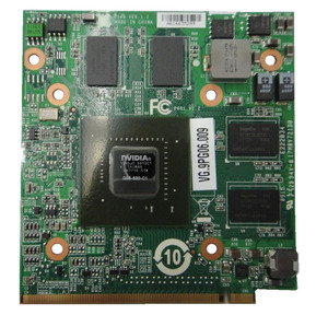 Видеокарта для ноутбука Nvidia Geforce 9600M GT 512mb300x300