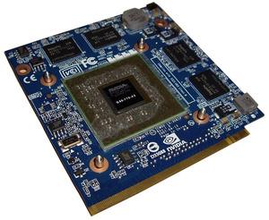 Видеокарта для ноутбука Nvidia Geforce 8600m gs 512mb300x300