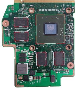 Видеокарта ATI Radeon для ноутбука Toshiba Satellite A300 A305300x300